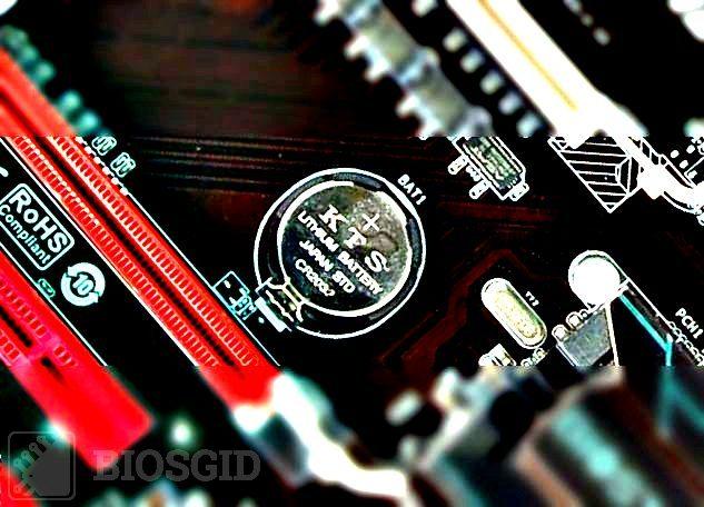 Картинка: BIOS-батарейка