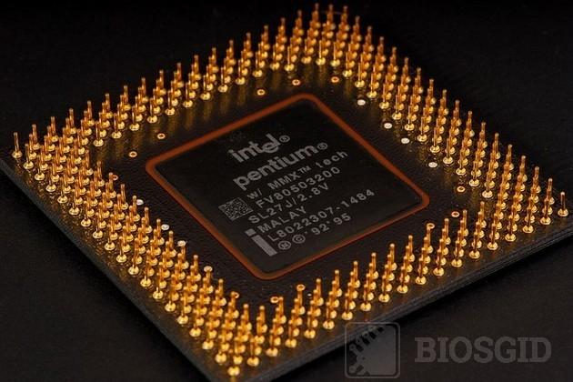 Фото Intel Pentium