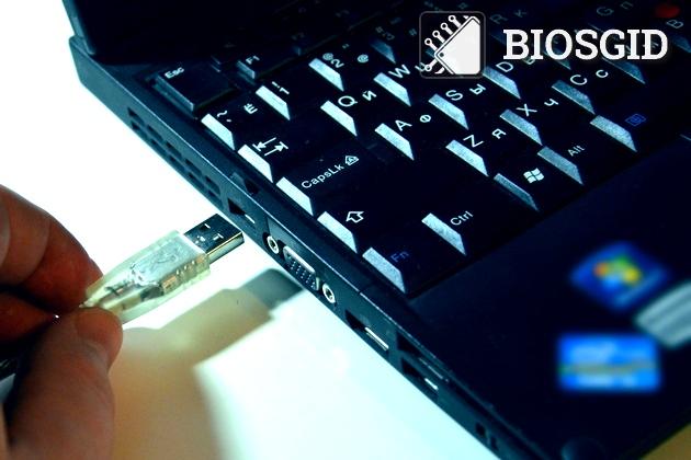 USB в BIOS