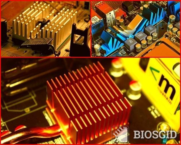 Радиаторы для процессора
