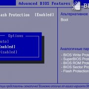 Bios Flash Protection